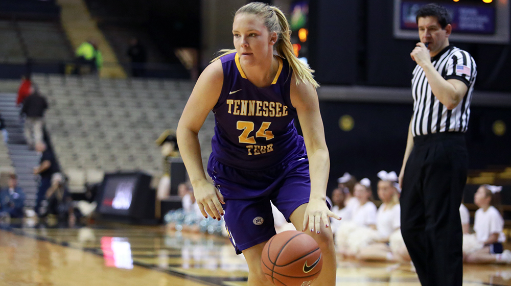 Tech women's basketball to host Austin Peay in Thursday night OVC matchup