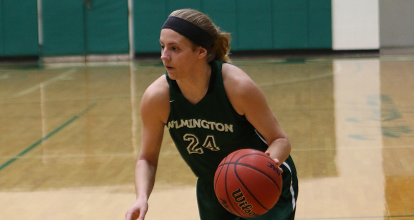 Sophomore Mackenzie Campbell led the team with 21 points as WC fell to John Carroll Saturday. (Wilmington file)