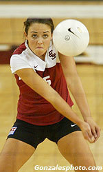 Volleyball Opens 2005 Season on Road