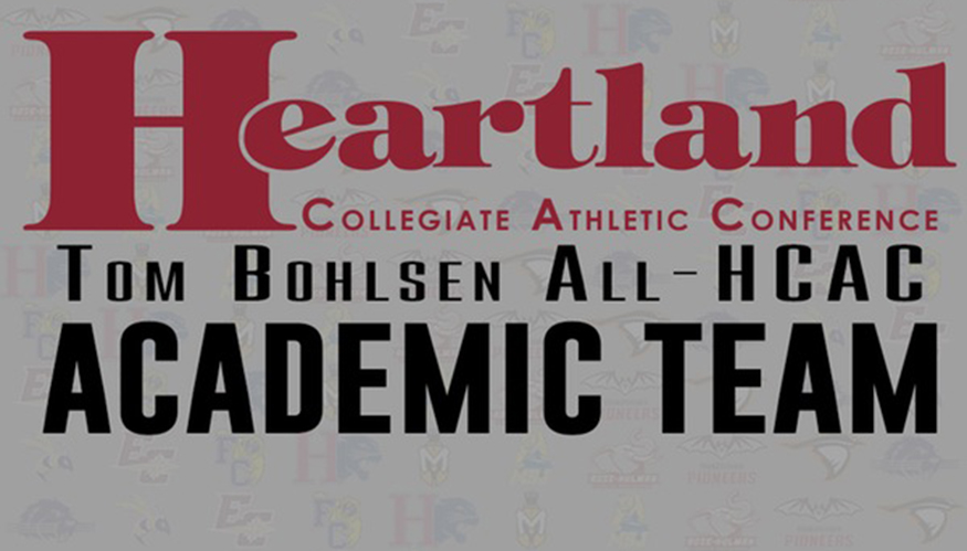 Thirty Ravens Receive Academic All-HCAC Honors for Spring 2020