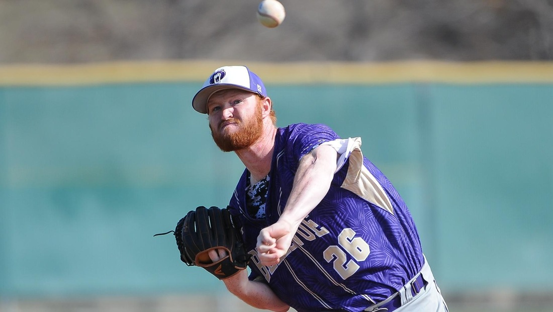 Dylan Thorp struck out 10 and allowed just one earned run in his start against Texas College on Friday