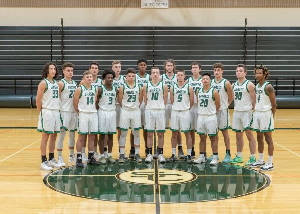 SHASTA COLLEGE OUTLASTS MERRITT 65-63