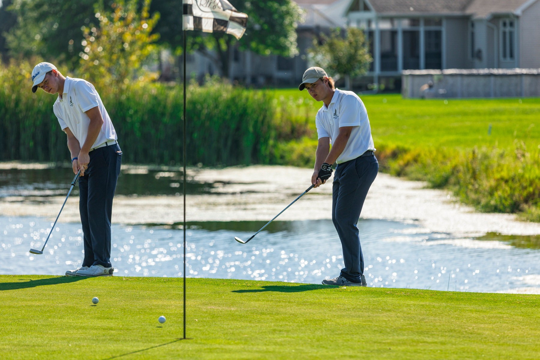 Golf ranked No. 3 in Division ll Coaches Poll