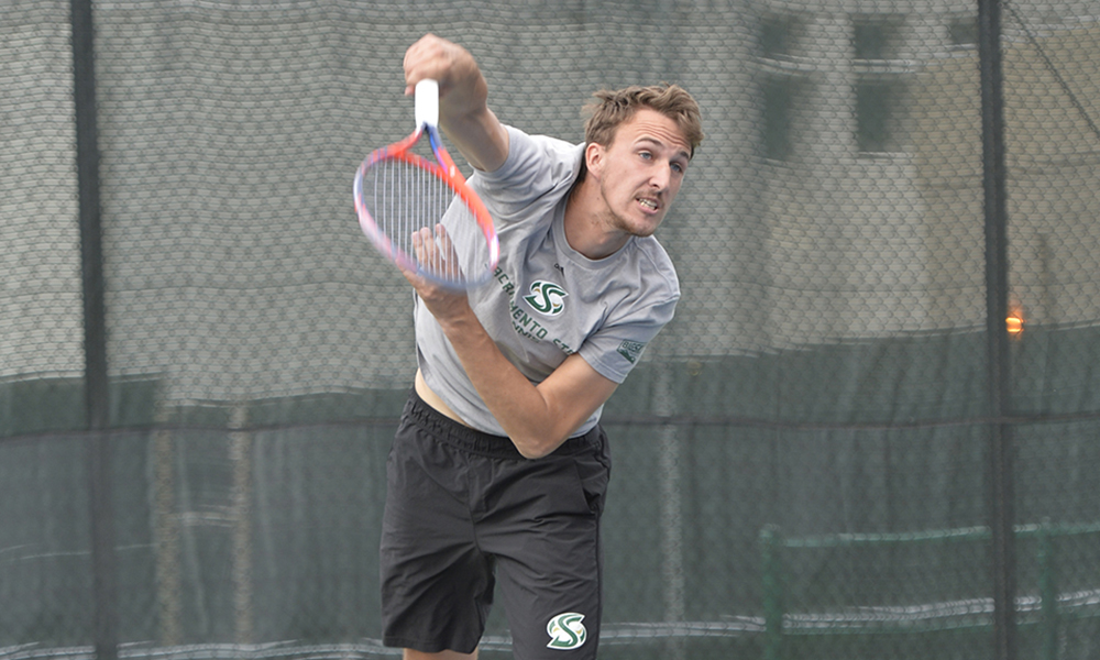 MEN'S TENNIS KNOCKS OFF SAINT MARY'S, 4-2, IN 2ND ROUND GOLDEN STATE INVITE