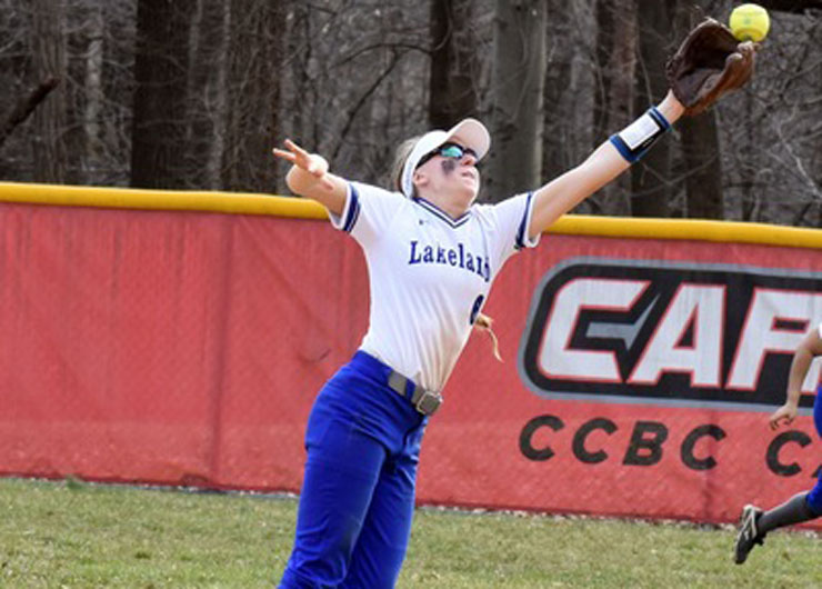 Lakers suffer sweep at Cuyahoga, 5-1 and 14-0