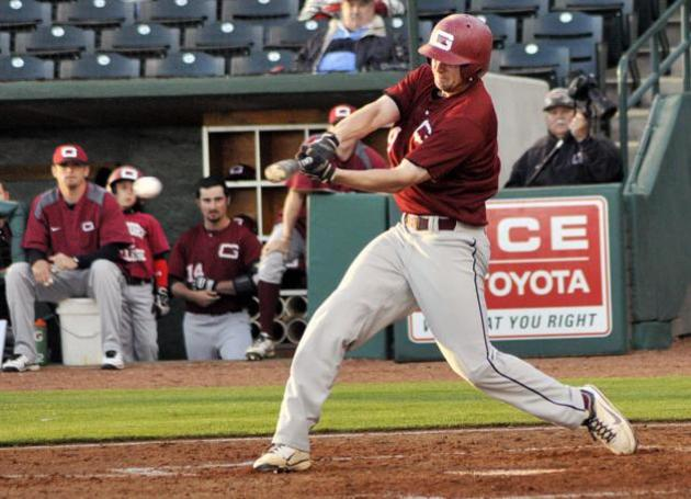 Greensboro Rallies Past Guilford at NewBridgeBank Park