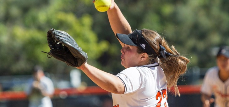 Oxy Softball Opens 2017 Against Whitworth