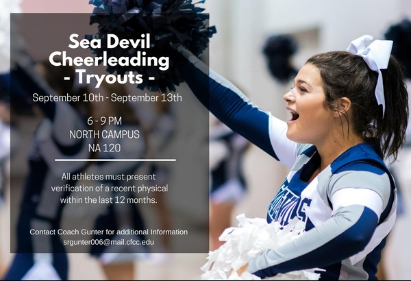 2018-19 Cheerleading Tryouts