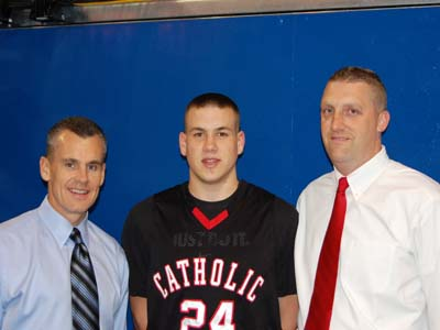 Florida coach impressed with CUA's basketball program