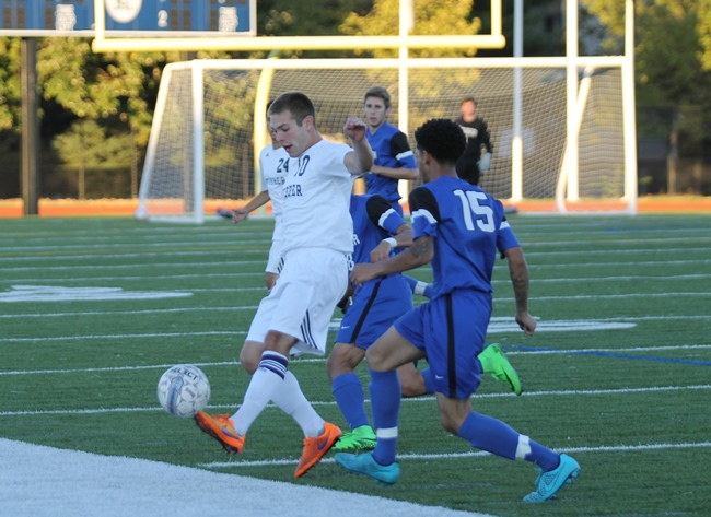 Gahara Scores in Overtime for 5-4 Victory