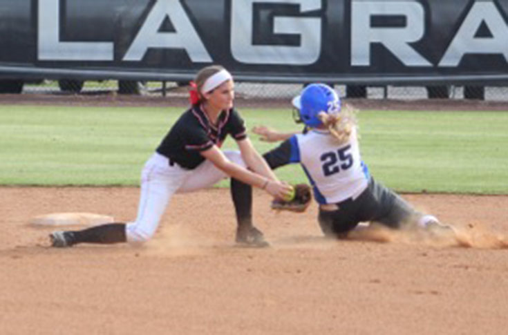 Softball: Panthers, Covenant split USA South doubleheader