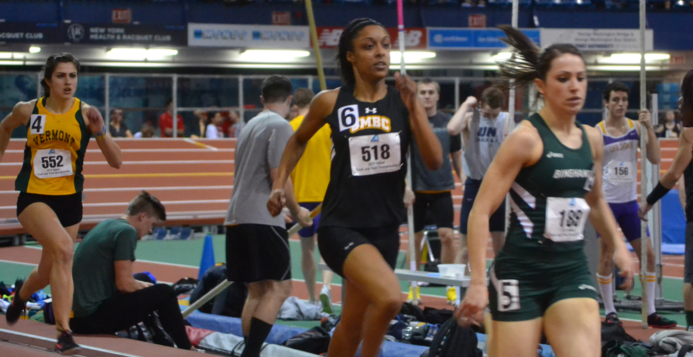 Retriever Track and Field Wraps Up Competition at ECAC/IC4A Championships
