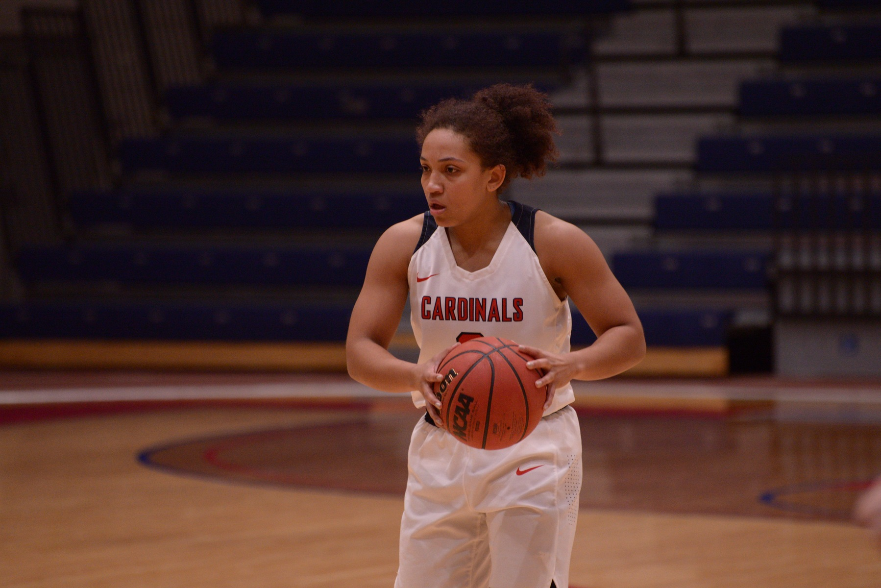 Lady Cardinals fall at #6 Ashland, 83-60