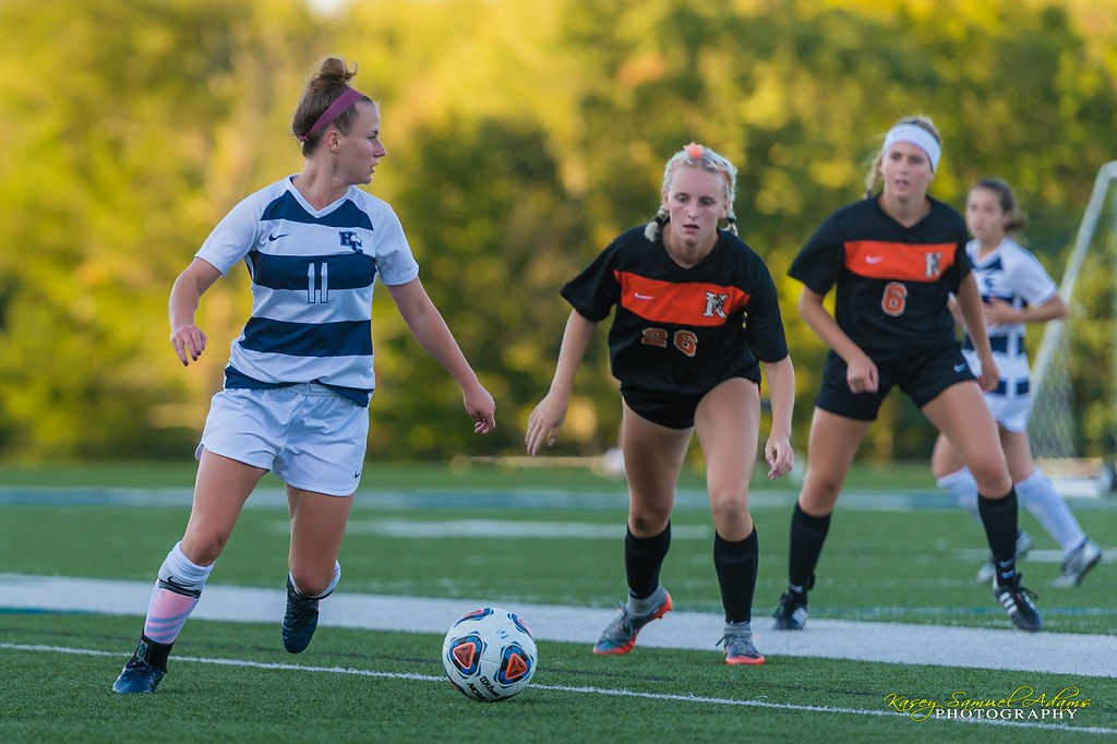 Women's Soccer Edged by Allegheny