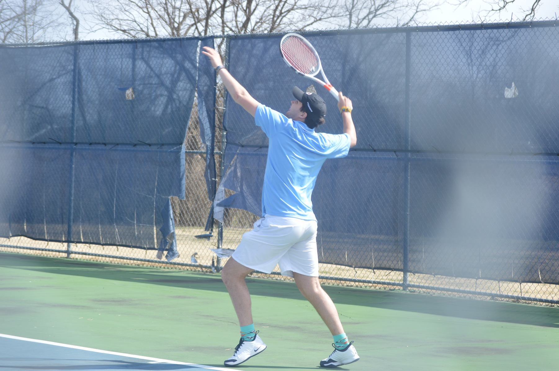 Blue Jays Fight Hard in Non-Conference Match Against Illinois College