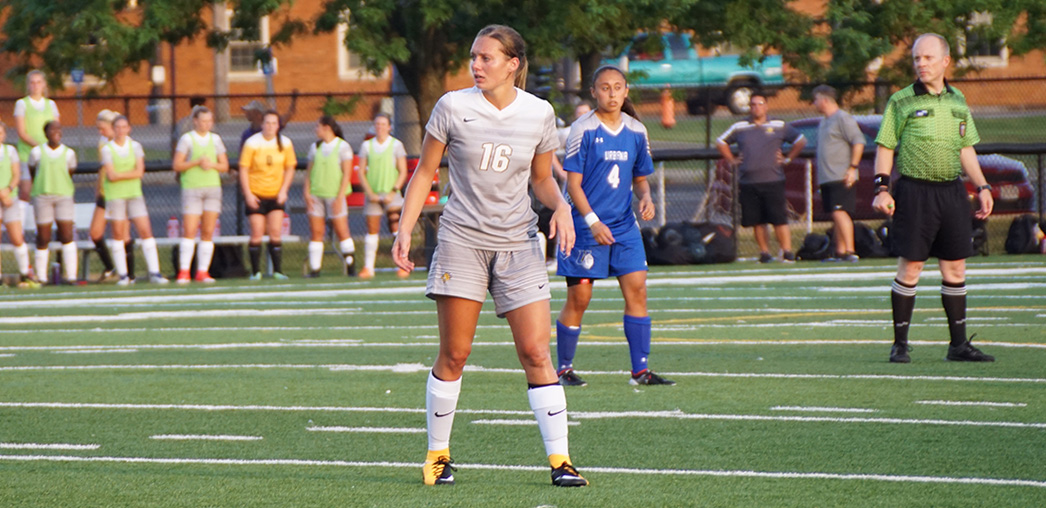 Early Goal Enough For Quincy To Best Women's Soccer, 1-0