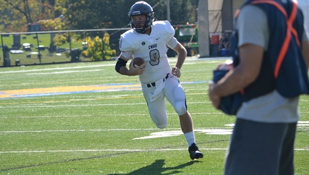 Rob Cuda Powers CWRU Offense in 63-28 Win Over Thiel