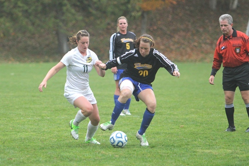 Strese leads Lyndon over Green Mountain