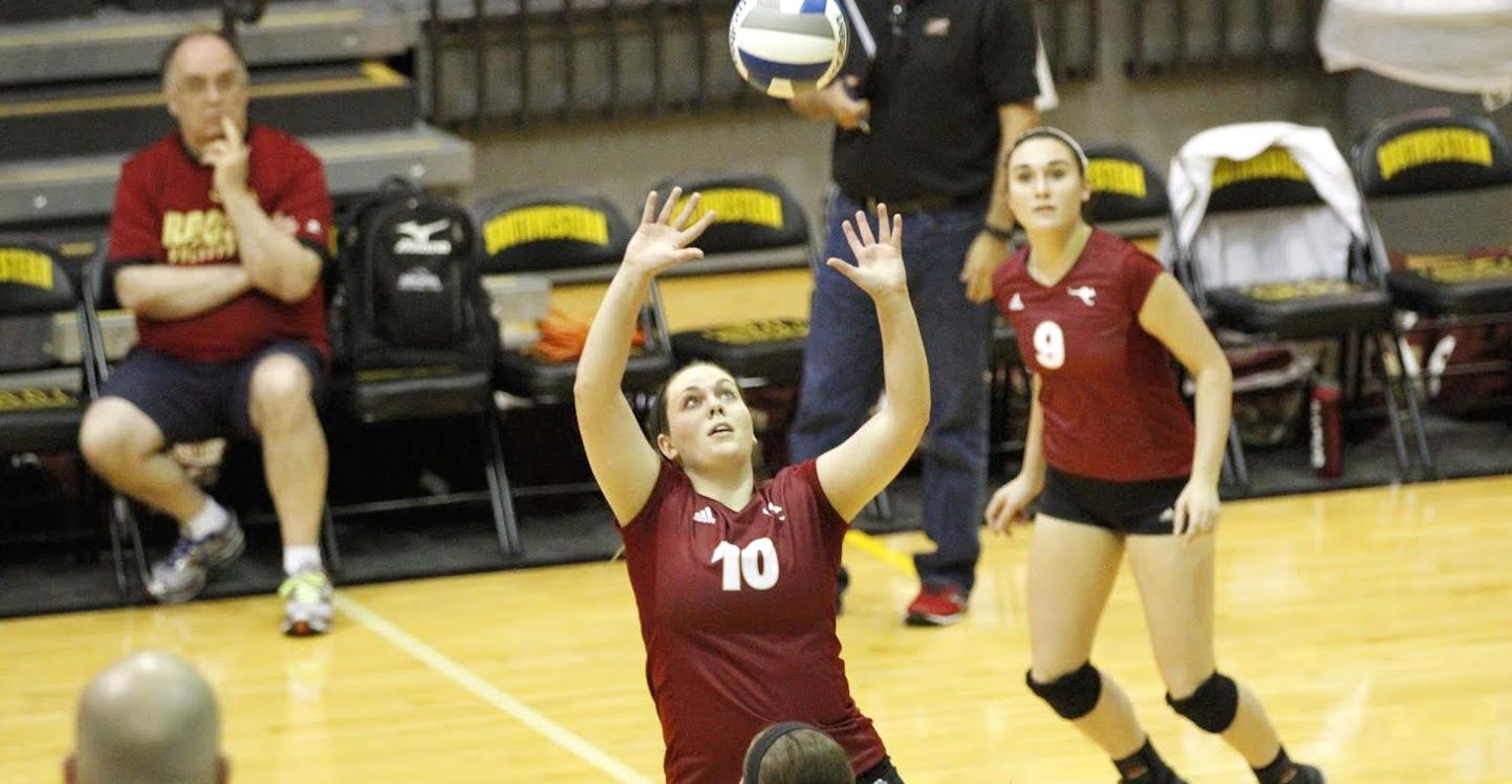 'Roo Volleyball Falls in SCAC Opening Round