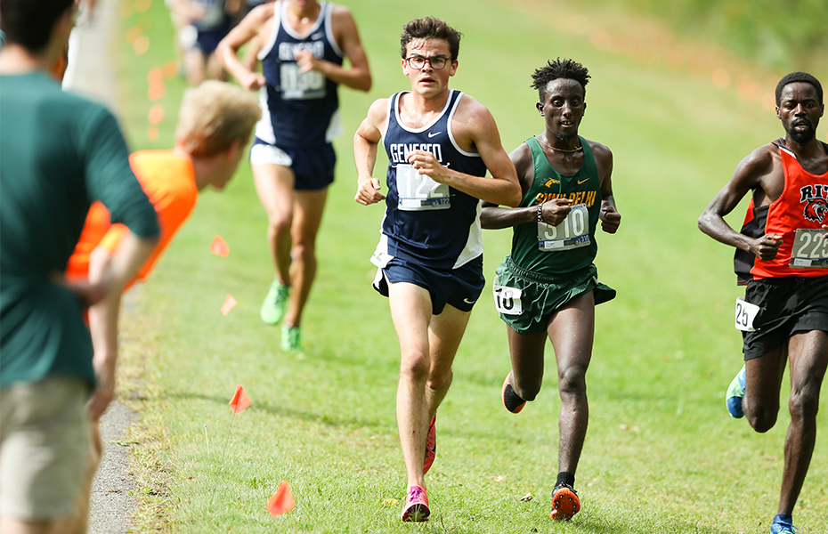 McAneny Selected as PrestoSports Men's Cross Country Runner of the Week