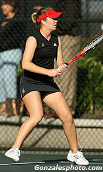 Women's Tennis to Play No. 43 UNLV