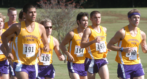 Golden Eagle runners picked for middle-of-the-pack OVC finishes