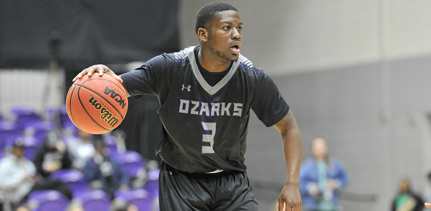 Behind Cordy Winston's 20 points, the Eagles took a big win over University of Dallas.