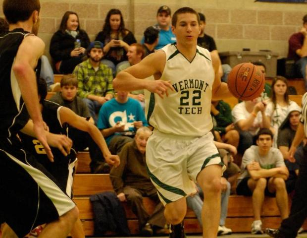 Knights Drop Re-Match with Maine-Machias