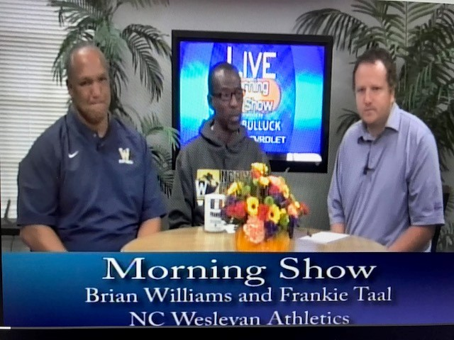 DC Williams and HC Taal Featured on WHIG-TV