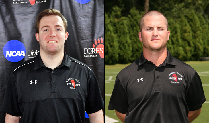 Foresters Add Quinn Schafer to Staff, Promote Luke Butts