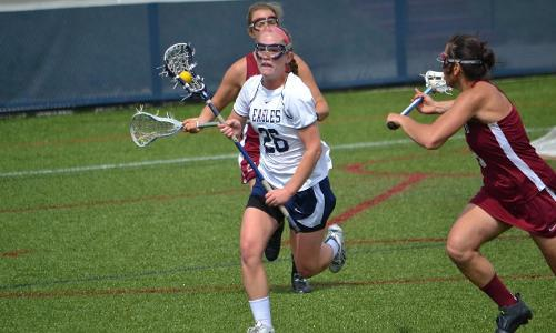UMW Women's Lax Tops Guilford, 21-14, on Sunday