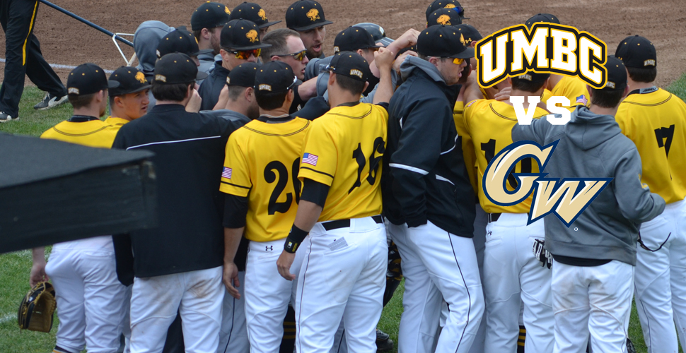 UMBC Baseball Returns Home to Face George Washington on Tuesday