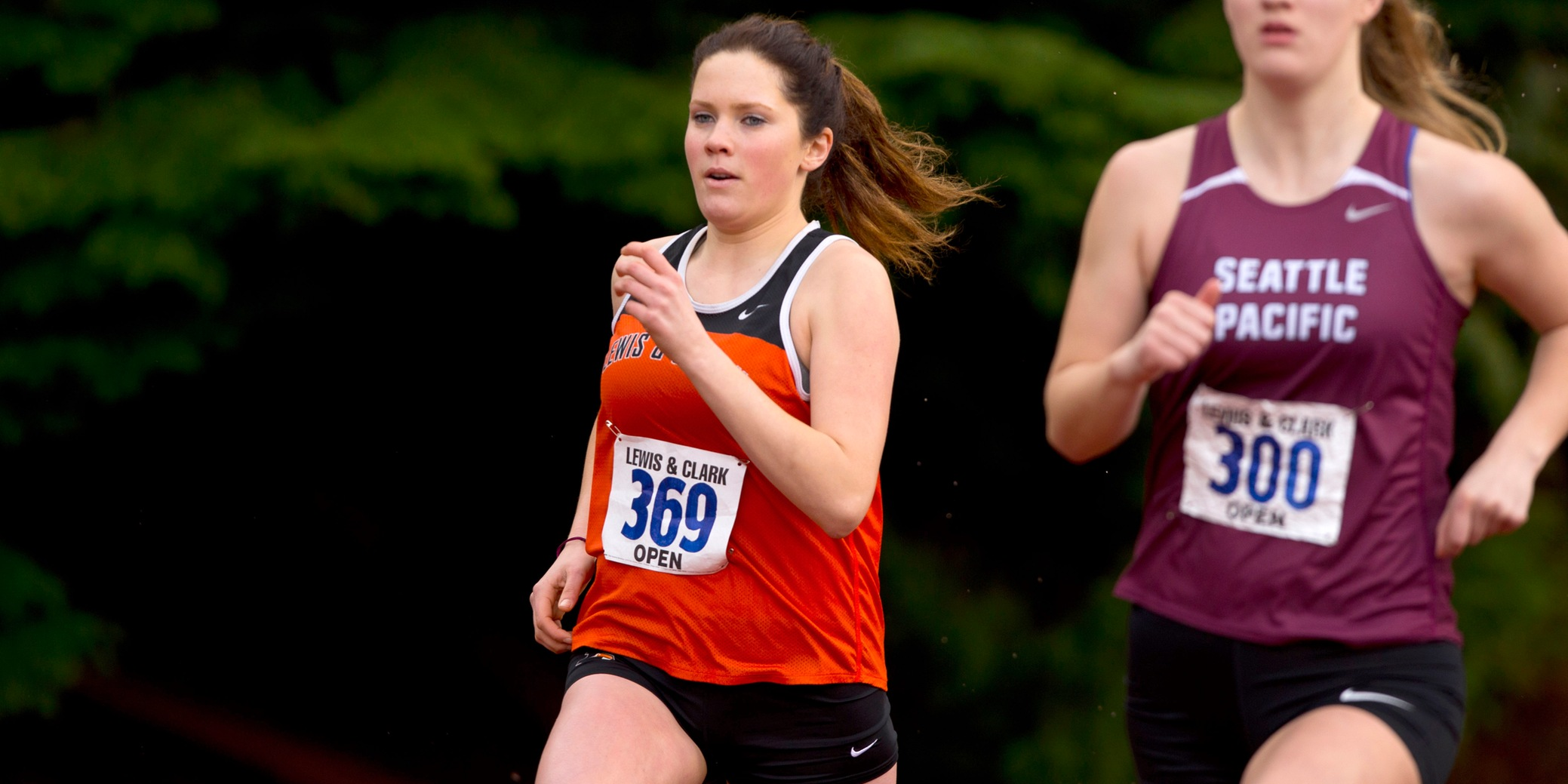 Pios complete final home meet before the NWC Championships
