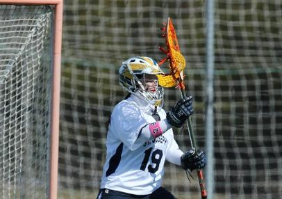 Ferchland's Five Goals & Wickline's 11 Saves Lead SJC Past McDaniel in ECAC Semifinal