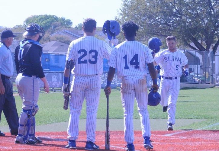 BASEBALL – Blinn Powers Past TCS Post Grad Academy, 11-3   Austin County News