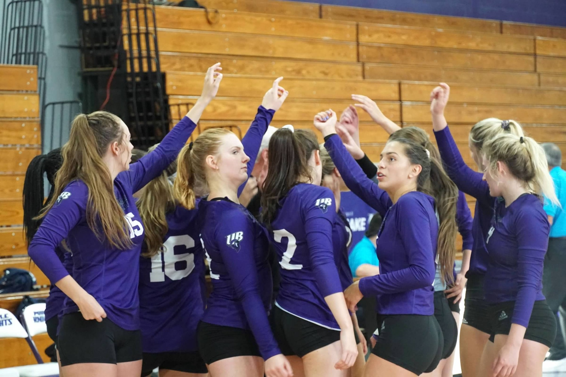 Purple Knights Complete Weekend Sweep At Post Invitational To Up Season Record To 6-0