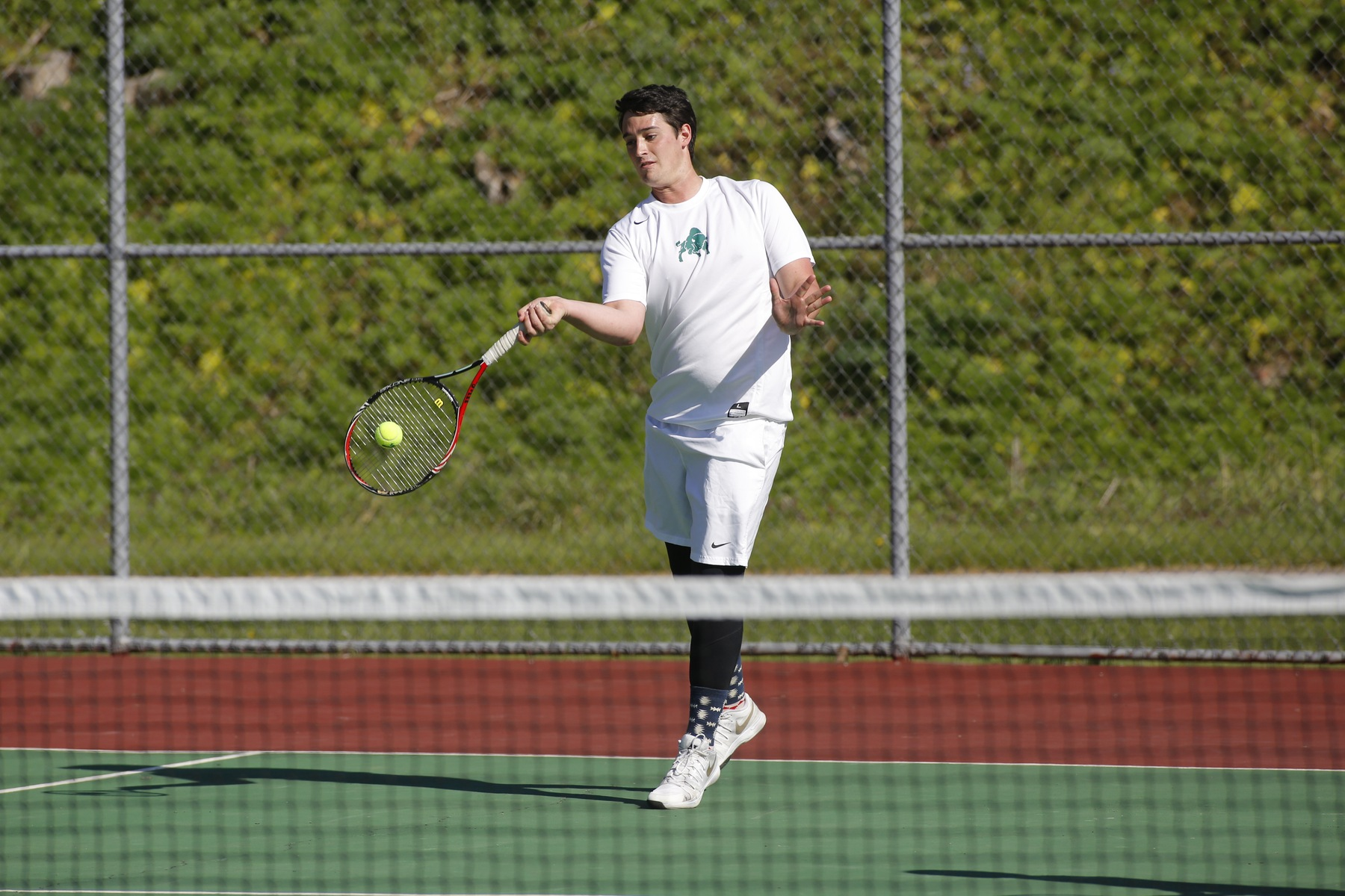 Men's Tennis drops season-opener to Franciscan