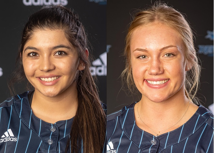 Maldonado and Reamer receive ICCAC honors