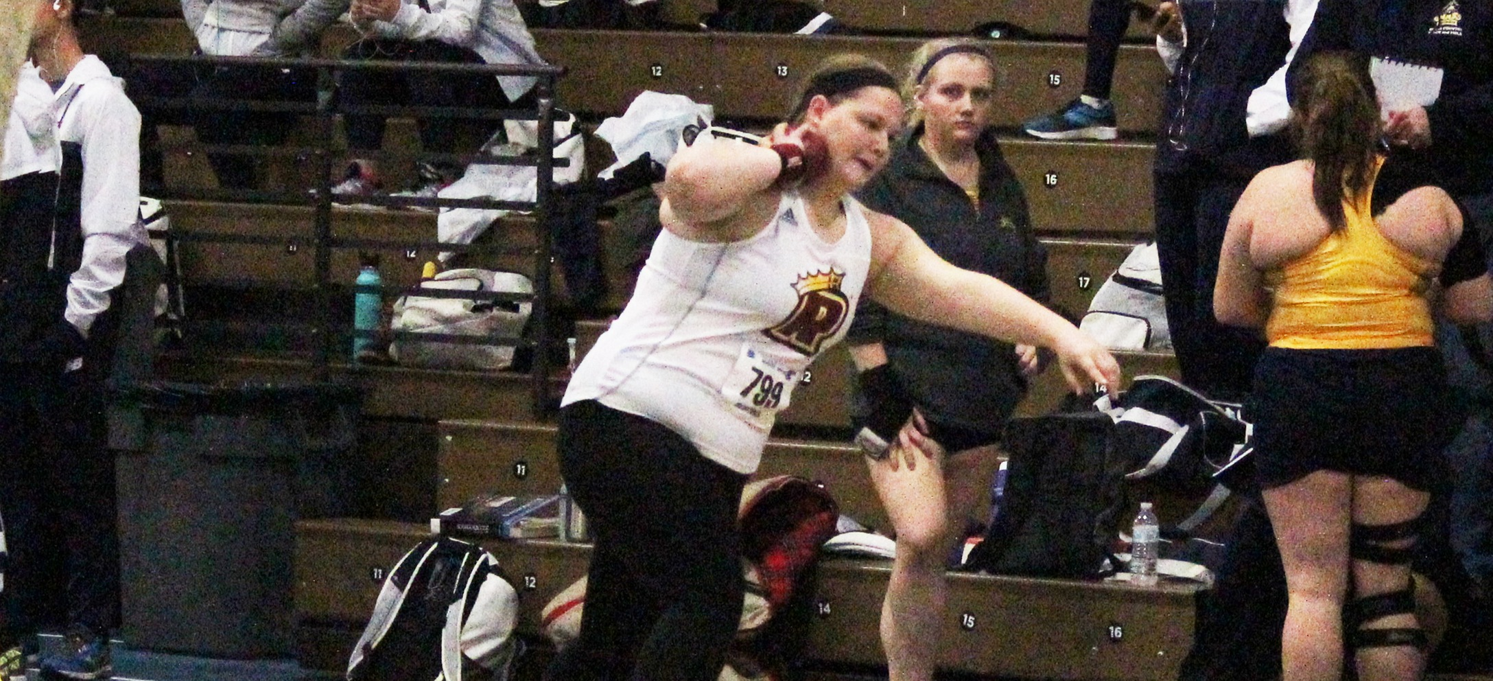 Track & Field Competes at Panther Invitational