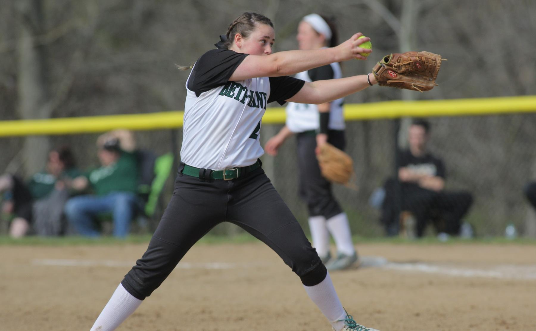 Bethany defeats Coast Guard, Becker at PFX Spring Games
