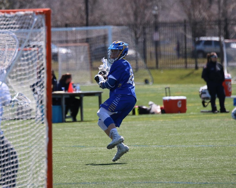 MLAX: Wildcats Lose Barn Burner Against Utica by One Goal.