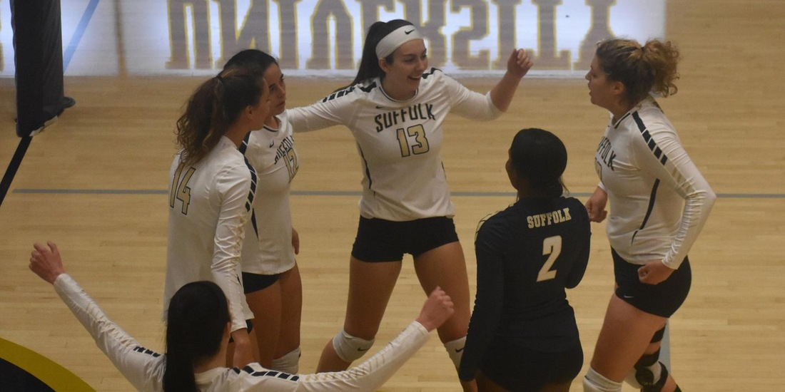 Volleyball Stuns USJ in Straight Sets