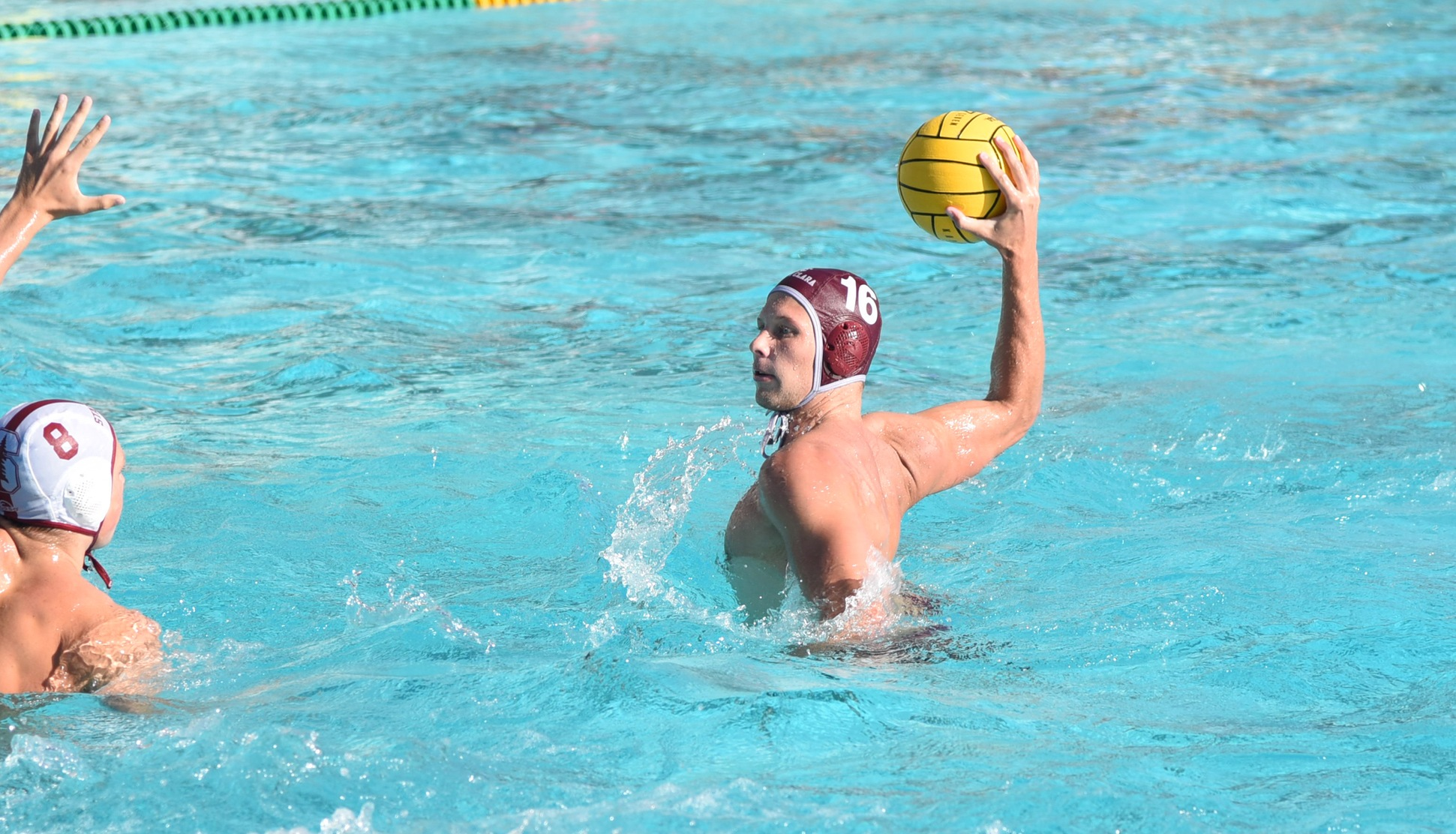 Men's Water Polo Drops Road Contest to LMU