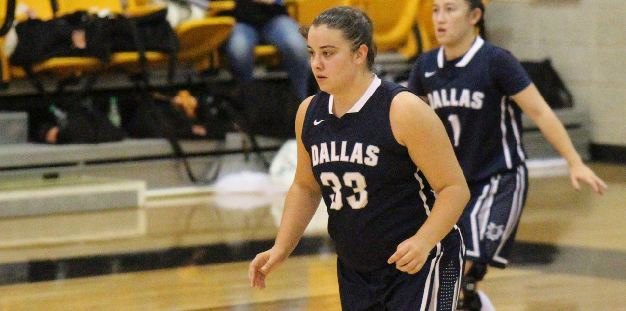 Seana Stoia, University of Dallas, Player of the Week (Week Four)