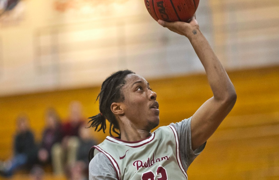 Brown Named PrestoSports Men's Basketball Athlete of the Week