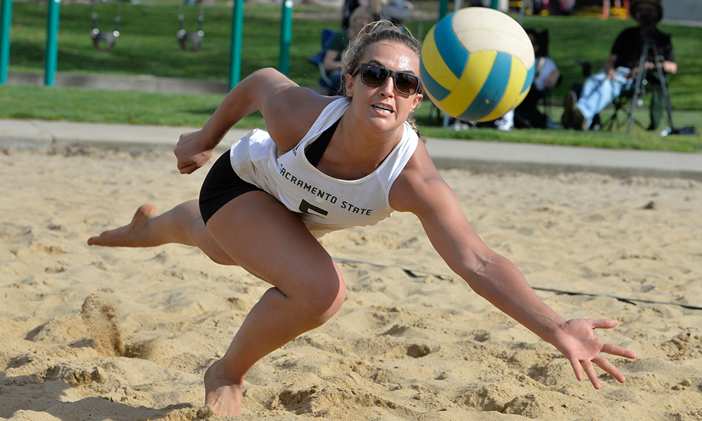 BEACH VOLLEYBALL HAS 3-GAME WINNING STREAK SNAPPED IN LOSS TO BOISE STATE