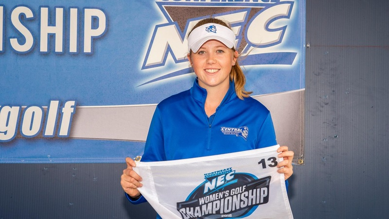 Women's Golf Sixth, McLean and Whelan Finish 12th at NEC Championships