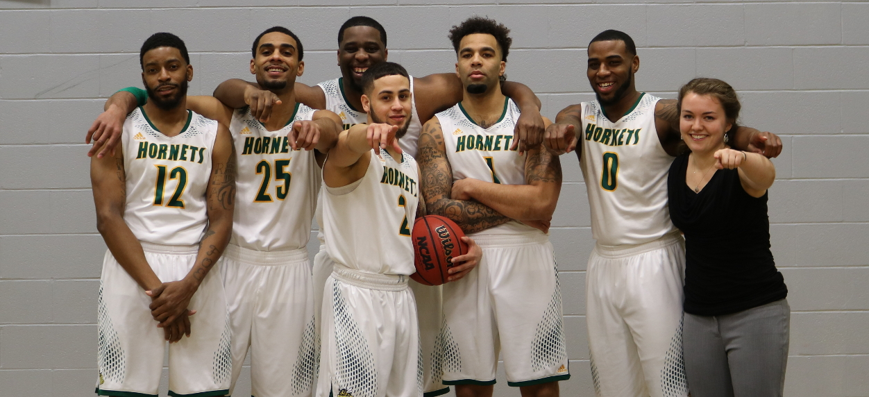 Hornets Secure Conference Victory on Senior Day