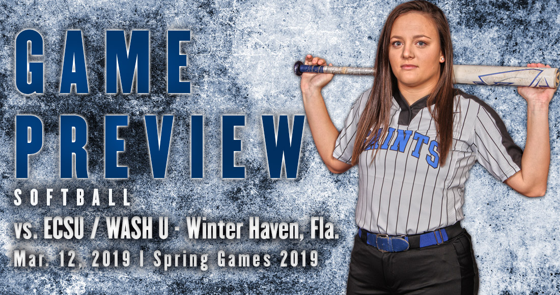 Softball Competes in Day Two of Competition at Spring Games