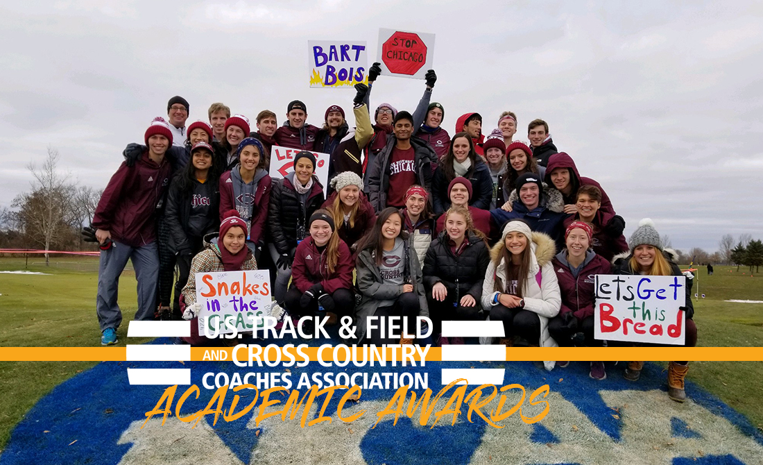 Maroon Cross Country Receives Team and Individual USTFCCCA All-Academic Awards